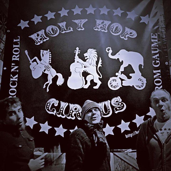 Holy Hop Circus Tour Dates