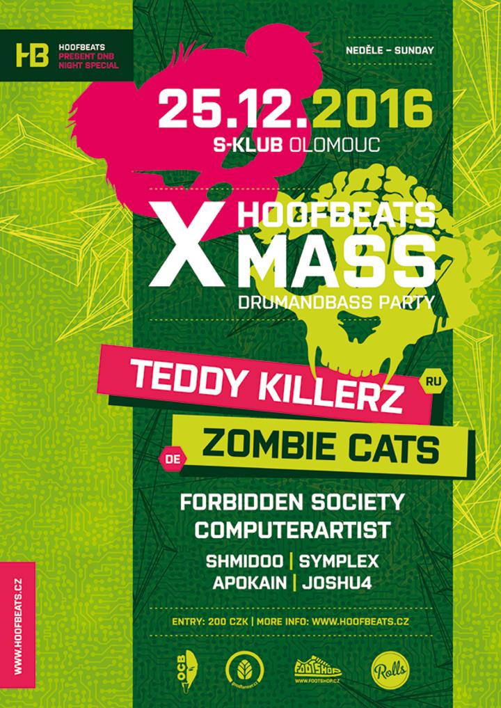 Forbidden Society @ S Klub - Olomouc, Czech Republic