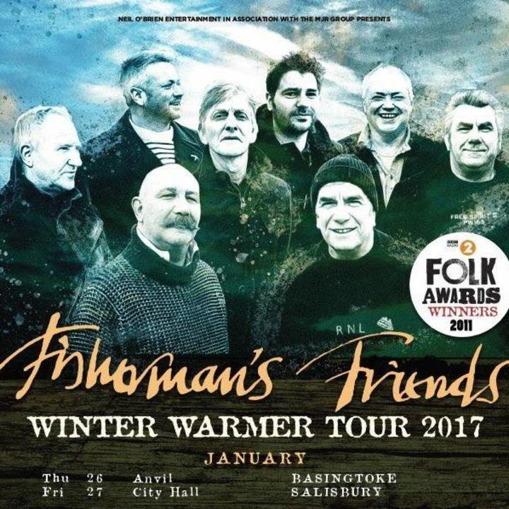 Fisherman's Friends Tour Dates