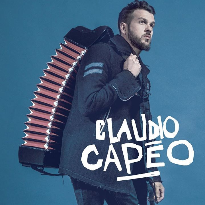 CLAUDIO CAPEO @ Le Splendid - Saint-Quentin, France