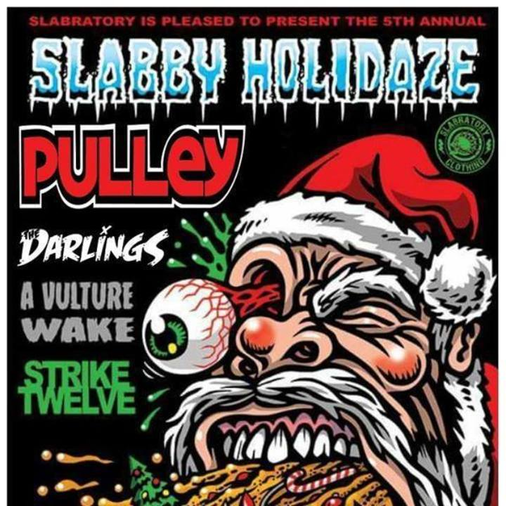 Pulley @ Alex's Bar - Long Beach, CA