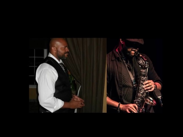 Ronjaemusic & High Altotude saxophone soloist @ Leap-N-Lizard's - Hilliard, OH