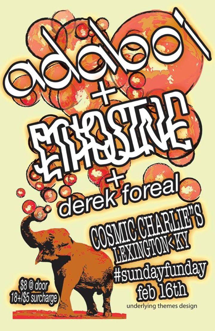 Derek Foreal Tour Dates