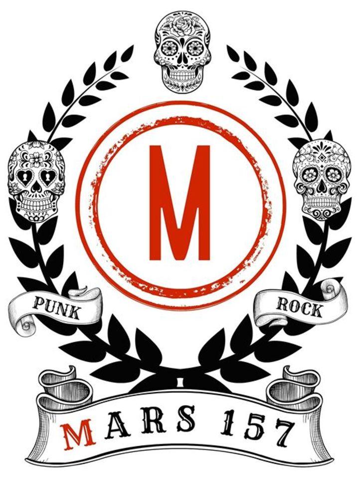 Mars 157 Tour Dates