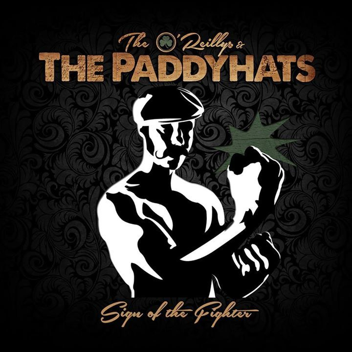The O'Reillys and the Paddyhats @ M.A.U. Club - Rostock, Germany