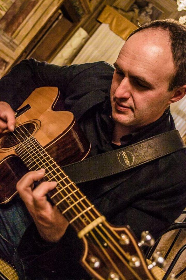 Cristiano Gallian @ Acoustic solo Concerto  CIN guitars - Bangkok, Thailand