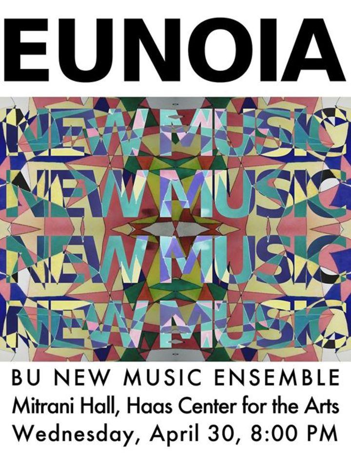 Eunoia Tour Dates