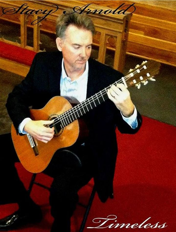 Stacy Arnold-Classical Guitarist Tour Dates