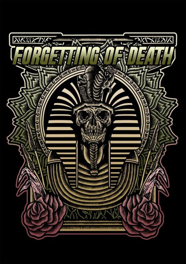 Forgetting of death Tour Dates