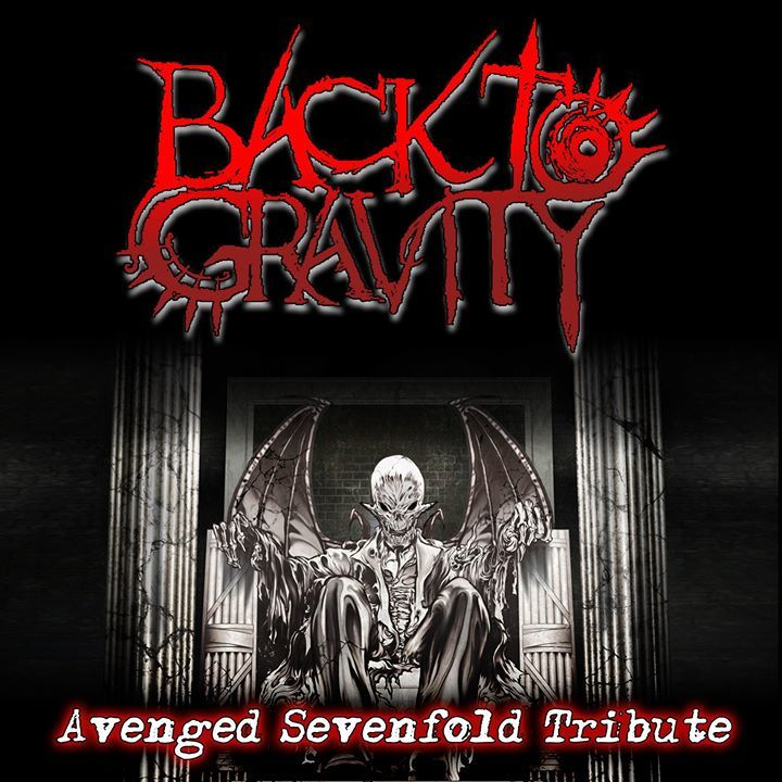 Back To Gravity [Avenged Sevenfold Tribute] Tour Dates