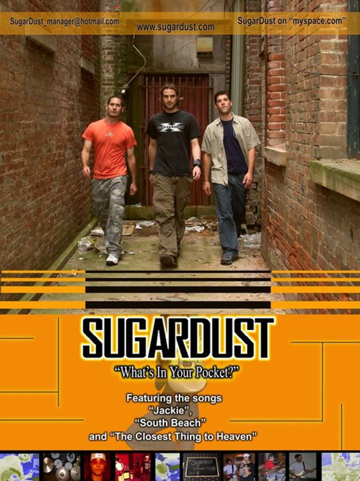 SugarDust Tour Dates