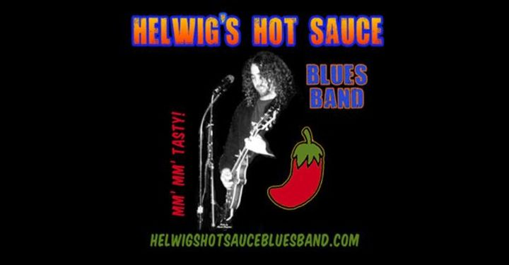 Helwig's Hot Sauce Blues Band Tour Dates