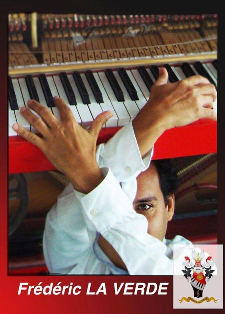 Frédéric La VERDE et le Piano Rouge Tour Dates