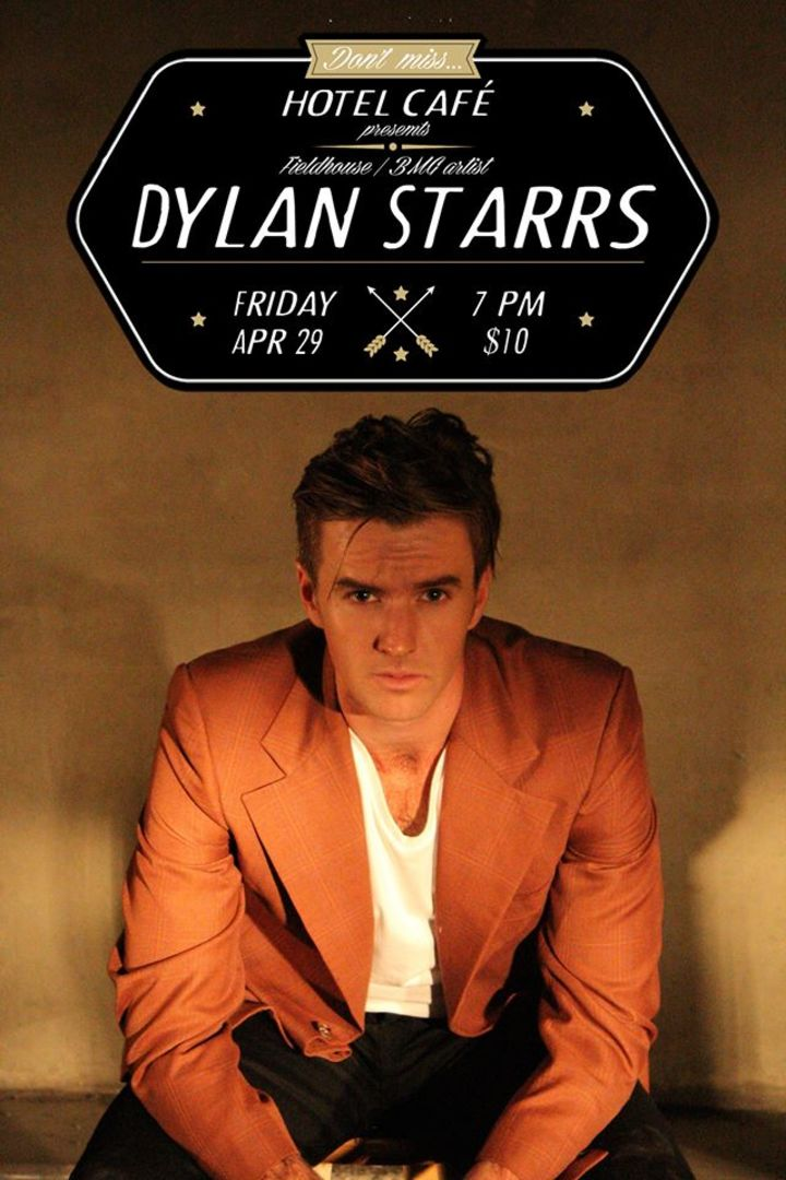 Dylan Starrs Tour Dates