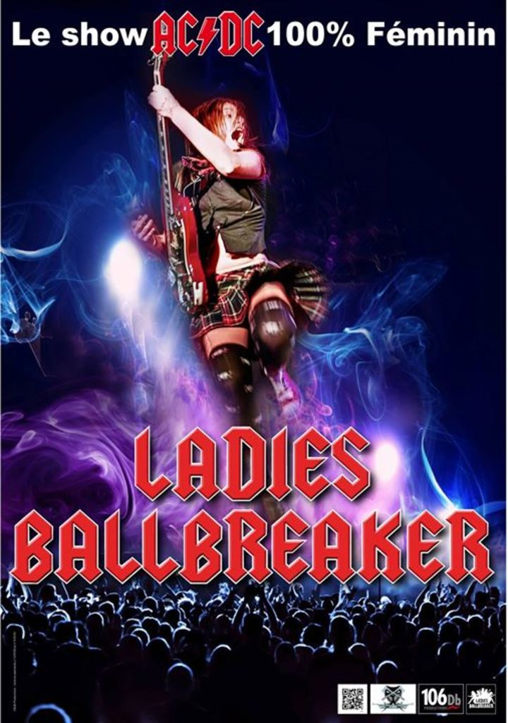 Ladies Ballbreaker @ Football Open Air  - Attignat, France