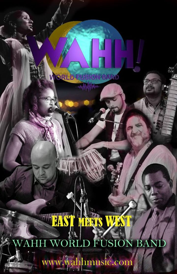 Wahh World Fusion Band Tour Dates