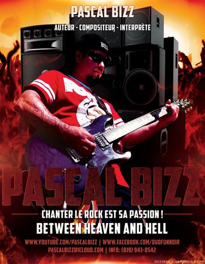 Pascal Bizz Tour Dates