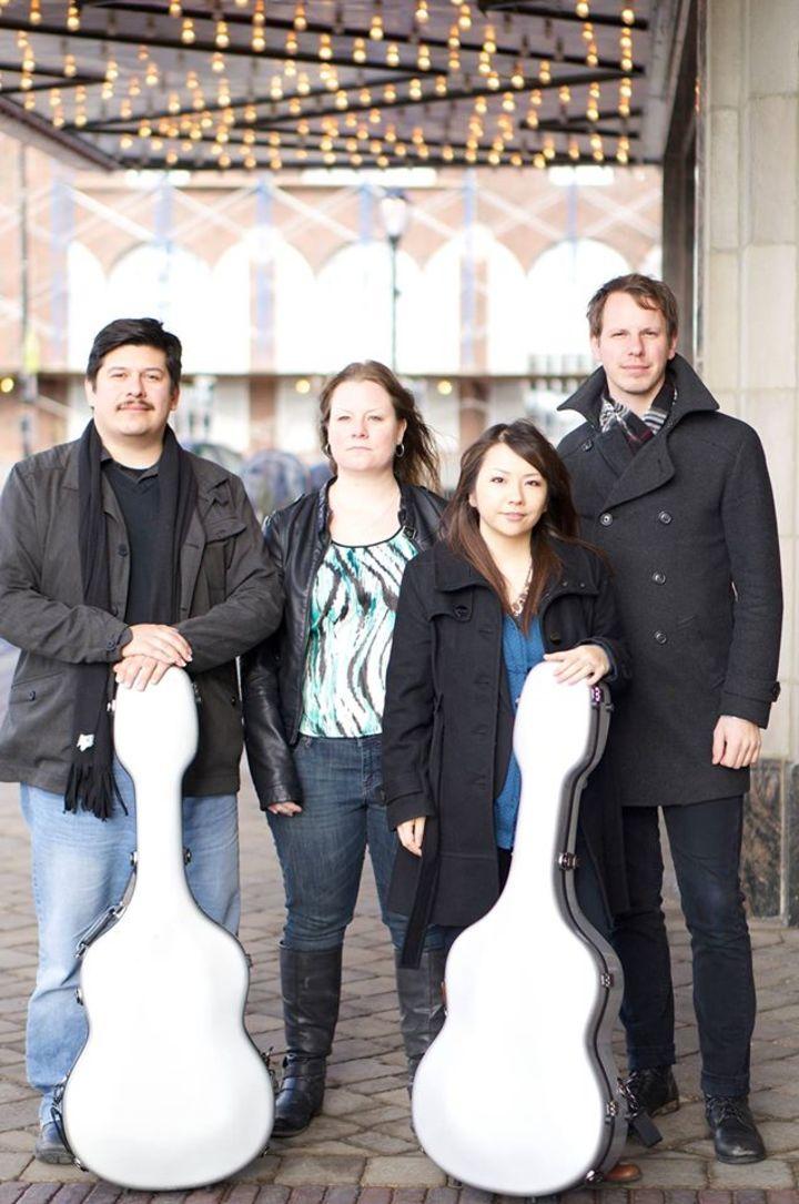 Lyra Guitar Quartet Tour Dates