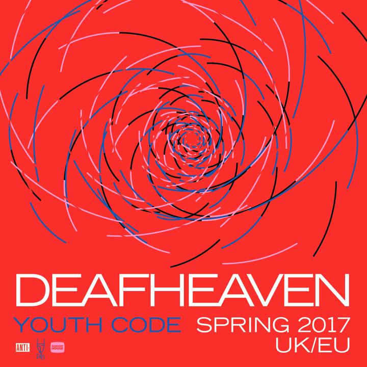 Deafheaven @ BRUDENELL SOCIAL CLUB - Leeds, United Kingdom
