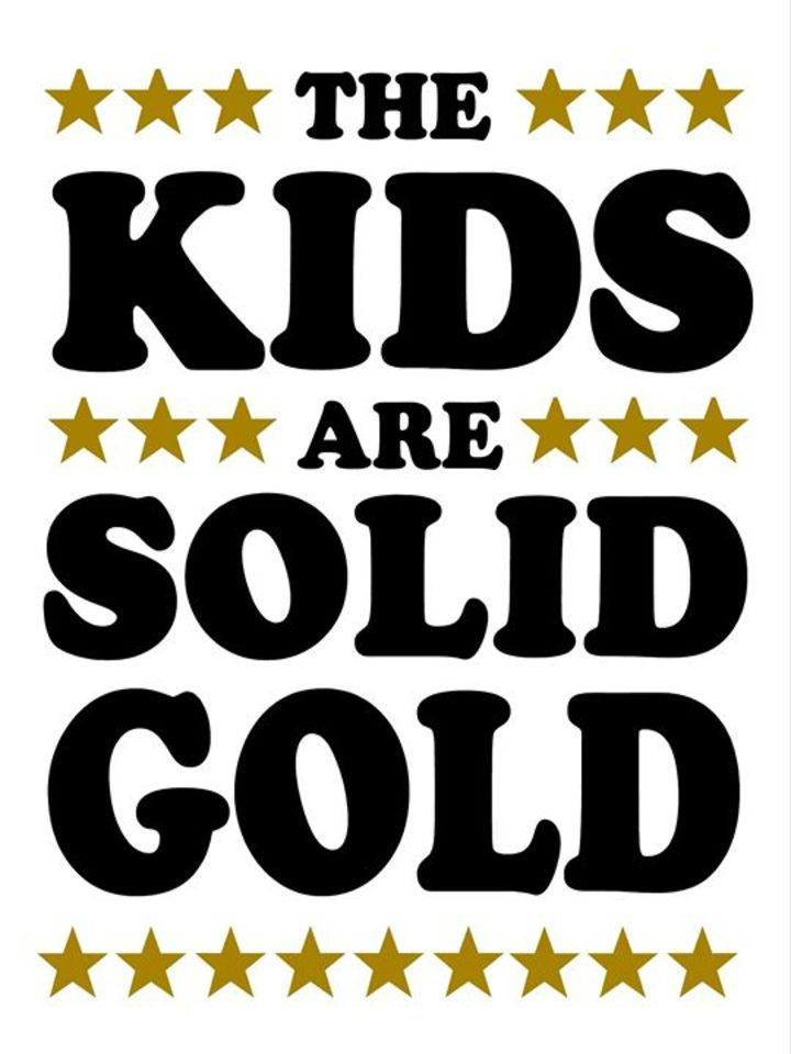 The Kids Are Solid Gold Tour Dates