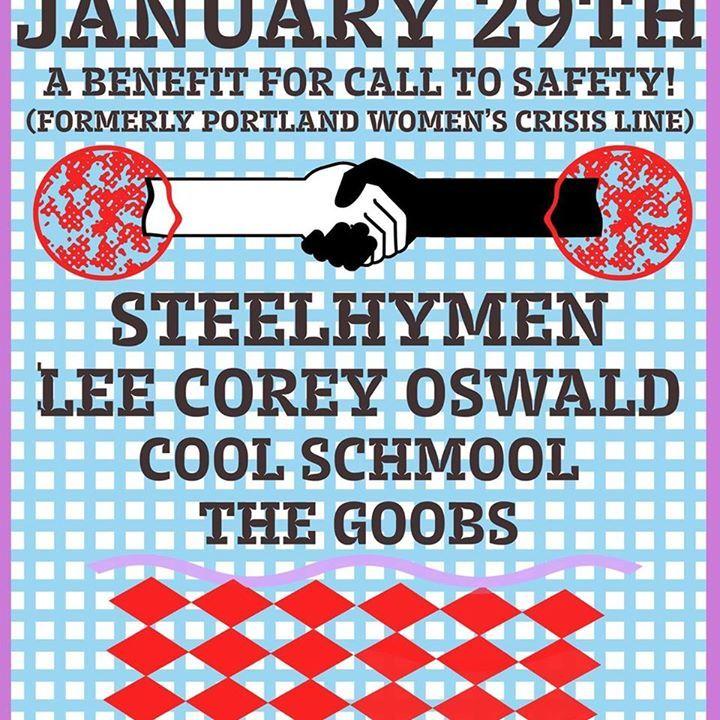 Lee Corey Oswald Tour Dates
