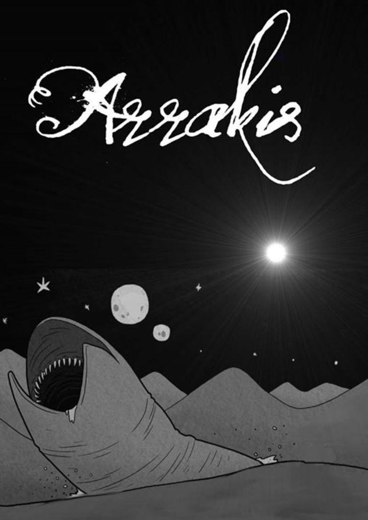 Arrakis Tour Dates