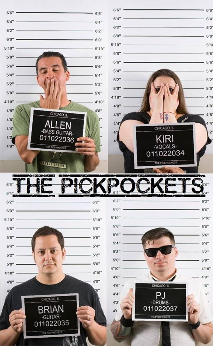 the Pickpockets Tour Dates