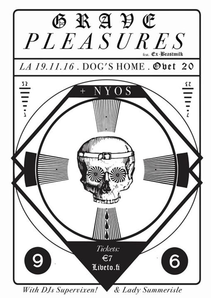 Grave Pleasures Tour Dates