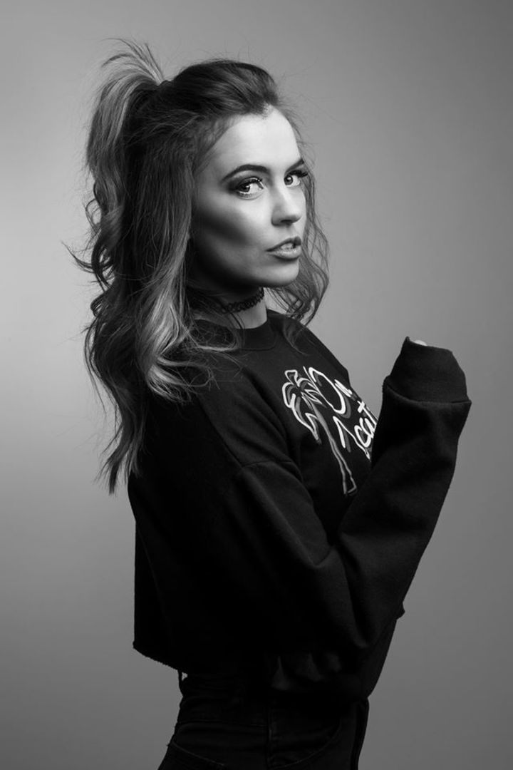 Kate Foxx @ Club Metro - Ipswich, Australia