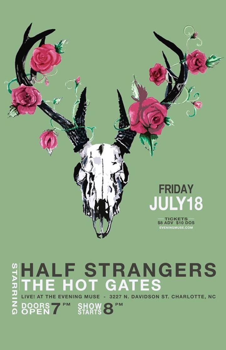 Half Strangers Tour Dates