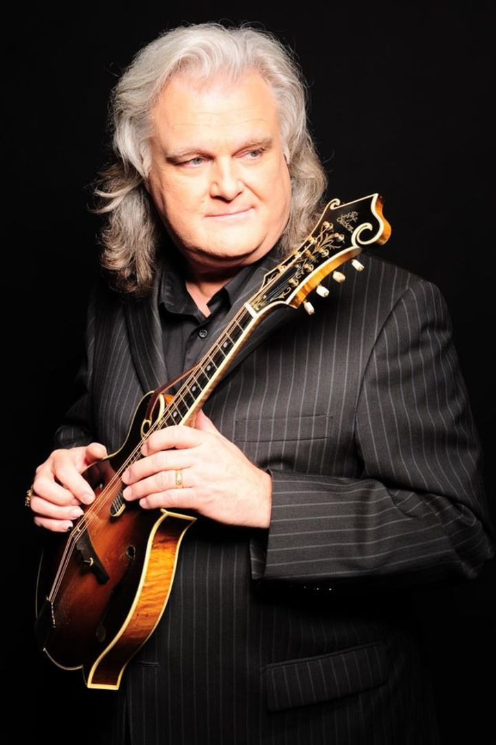 Ricky Skaggs @ Crockett Civic Center - Crockett, TX