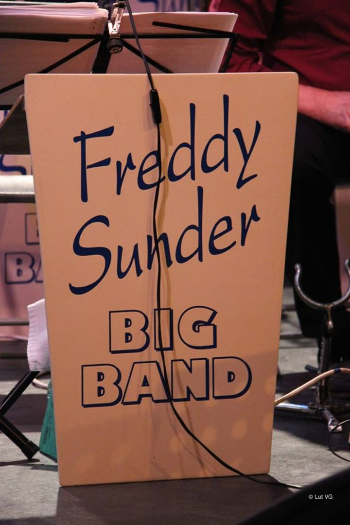 Freddy Sunder Bigband vzw Tour Dates