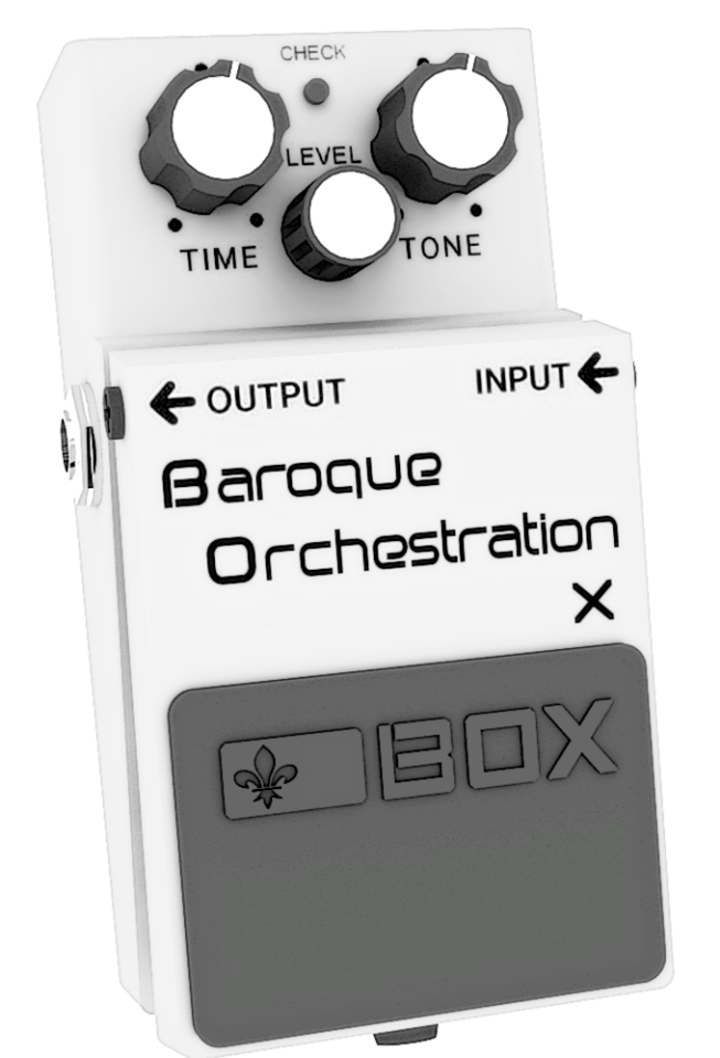 BOX - Baroque Orchestration X Tour Dates