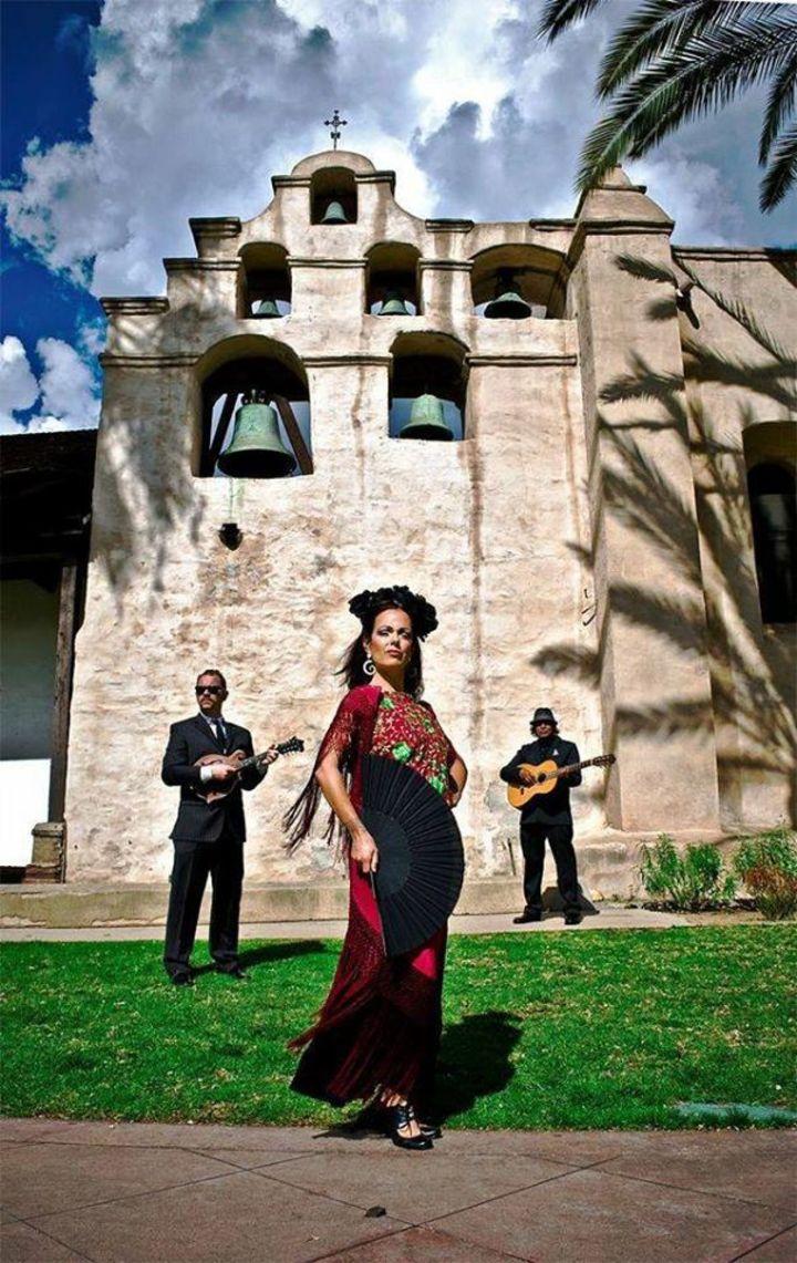 Alma Sangre Tour Dates