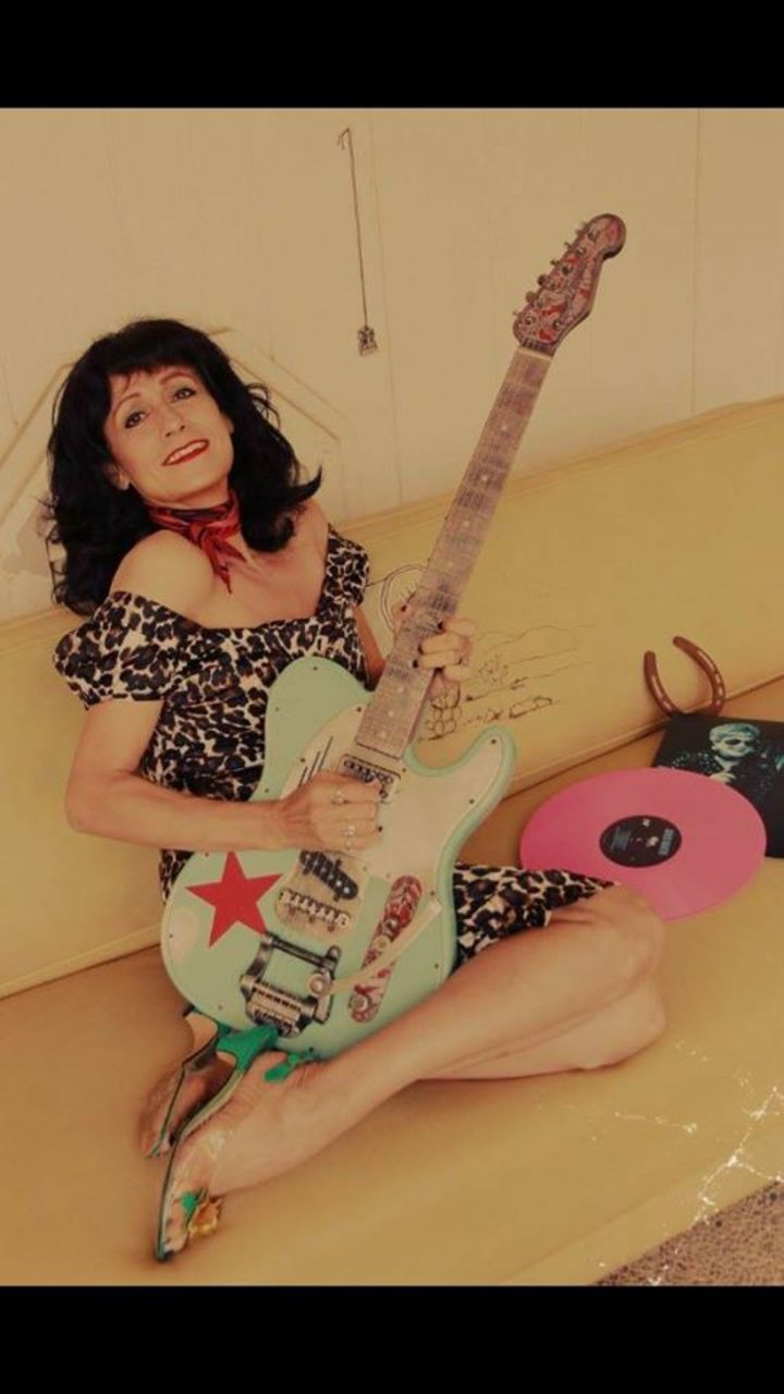 Rosie Flores and the Rhythm Rockers Tour Dates