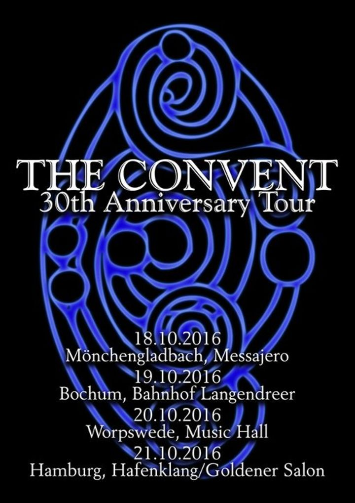 The Convent Tour Dates