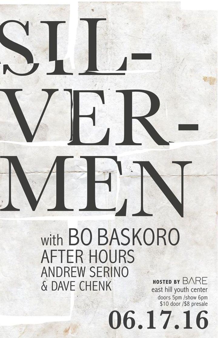 Silvermen Tour Dates