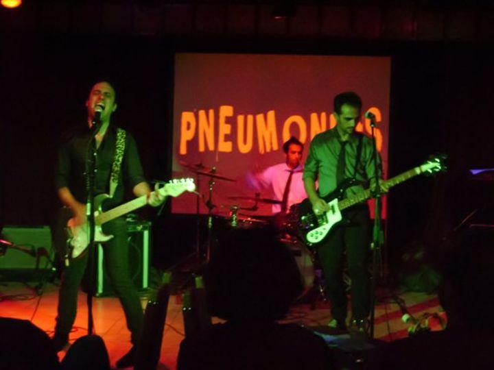 Pneumonics Tour Dates