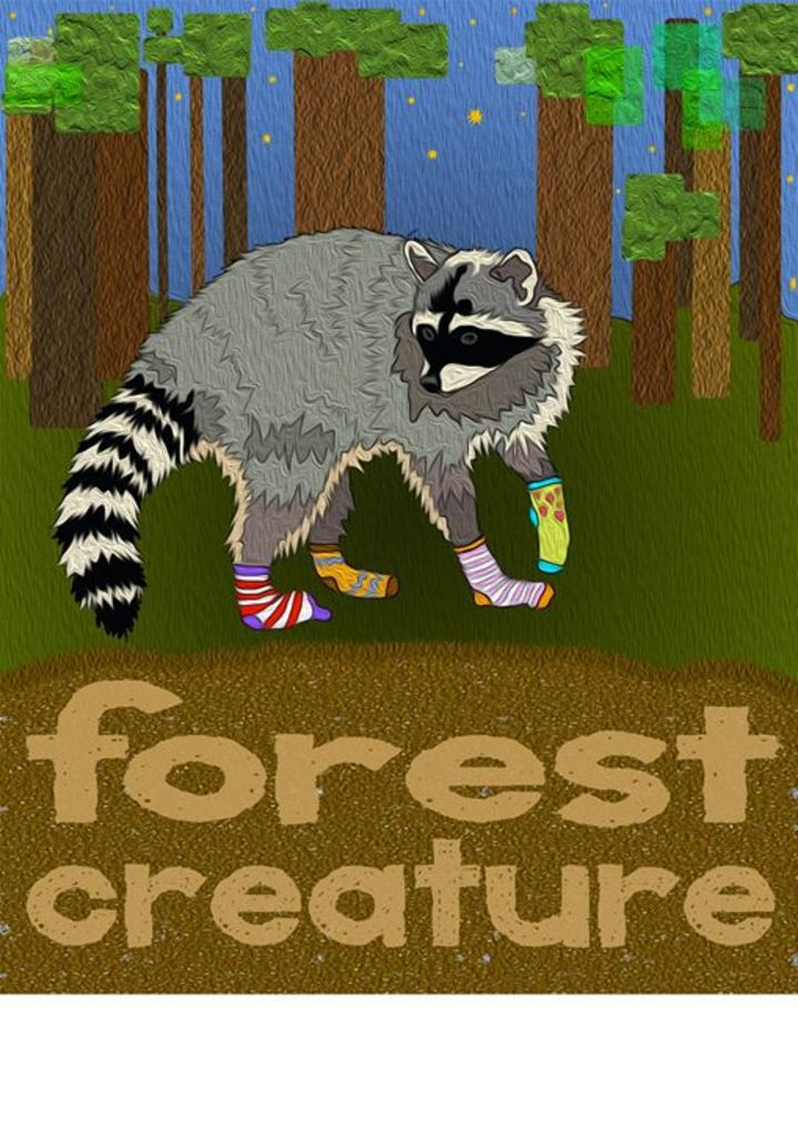 forest creature Tour Dates