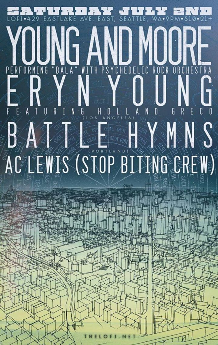 Eryn Young Tour Dates