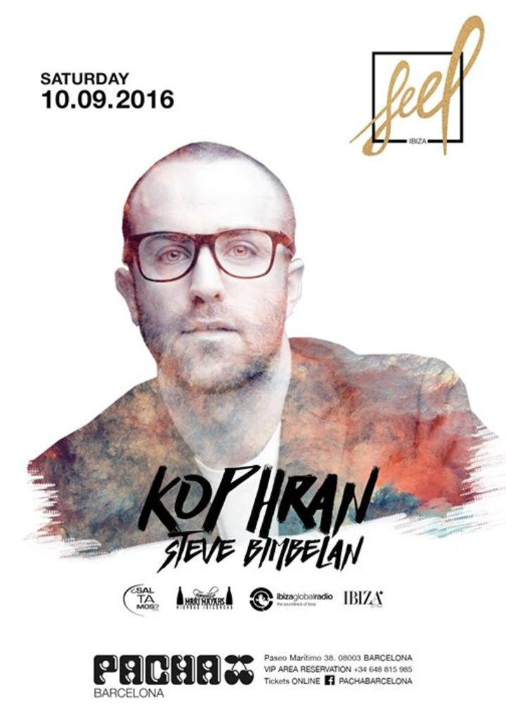 Kophran Tour Dates