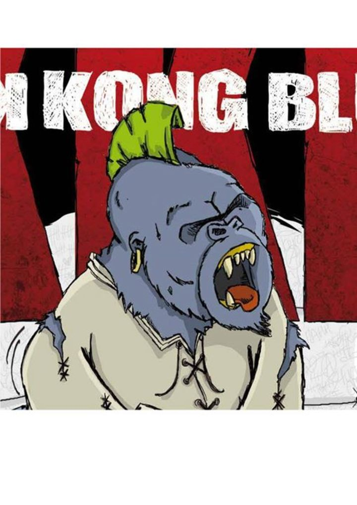 King Kong Blues Tour Dates