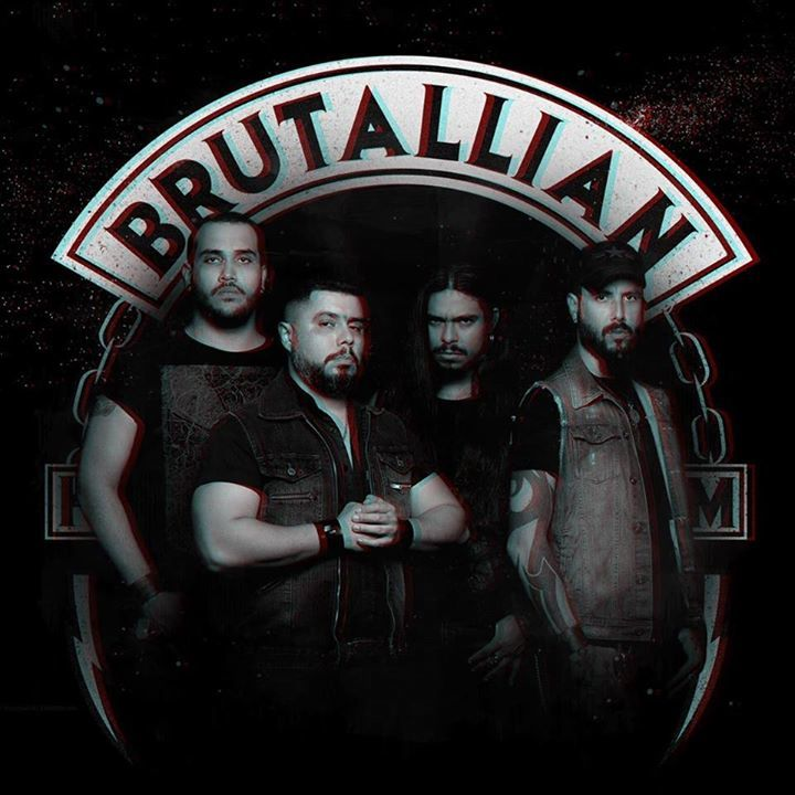 Brutallian Tour Dates