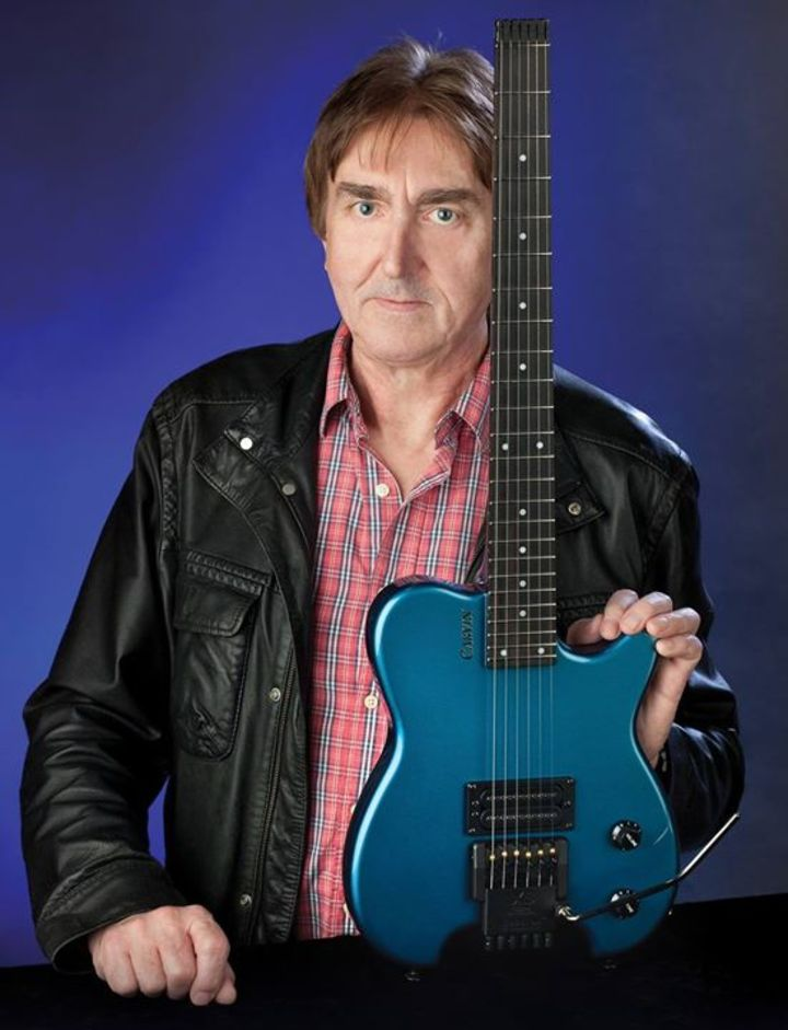 Allan Holdsworth Tour Dates