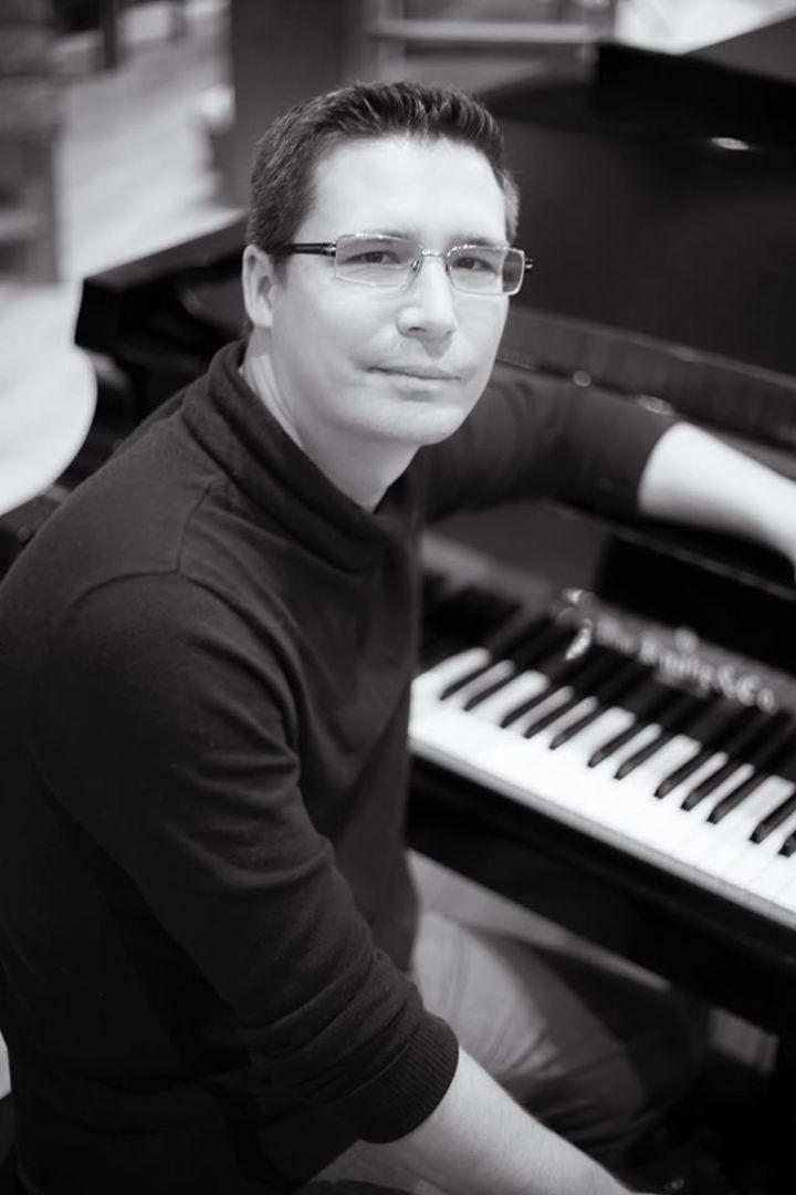 Heath Vercher - Pianist and Composer Tour Dates