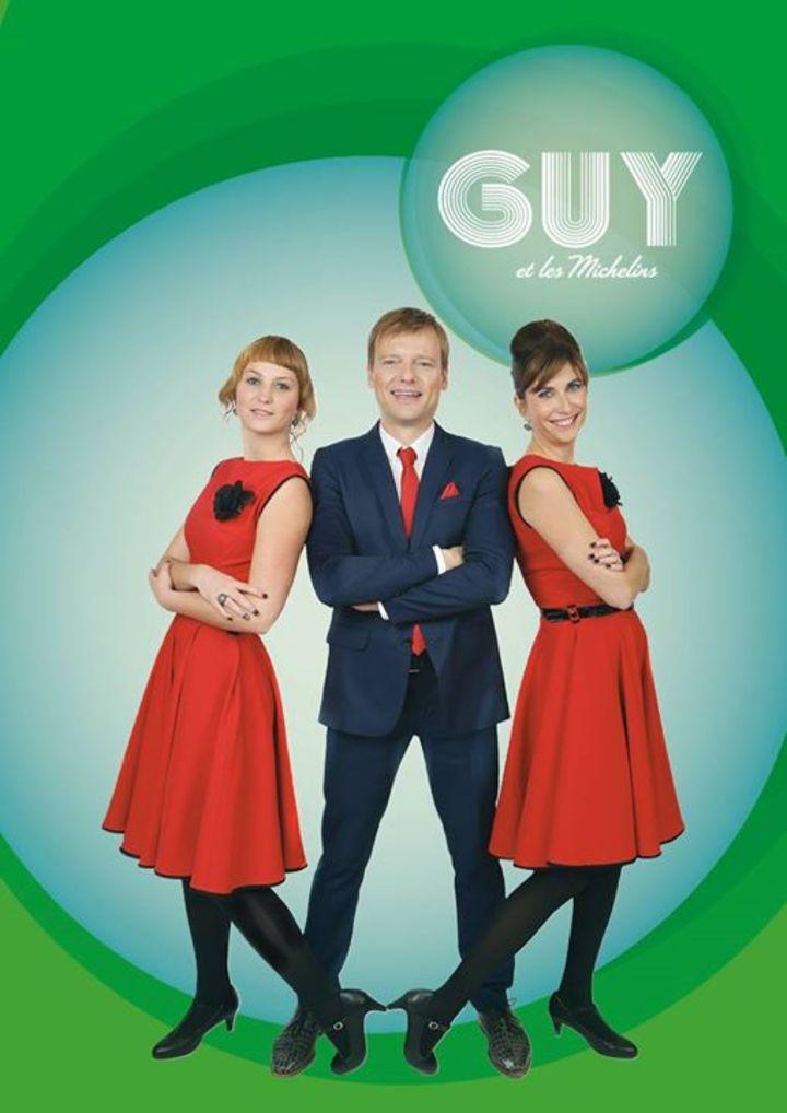 Guy et les Michelins @ rotary (privé) - Waregem, Belgium