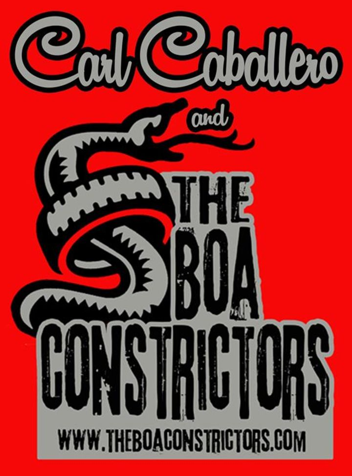 The Boa Constrictors Tour Dates