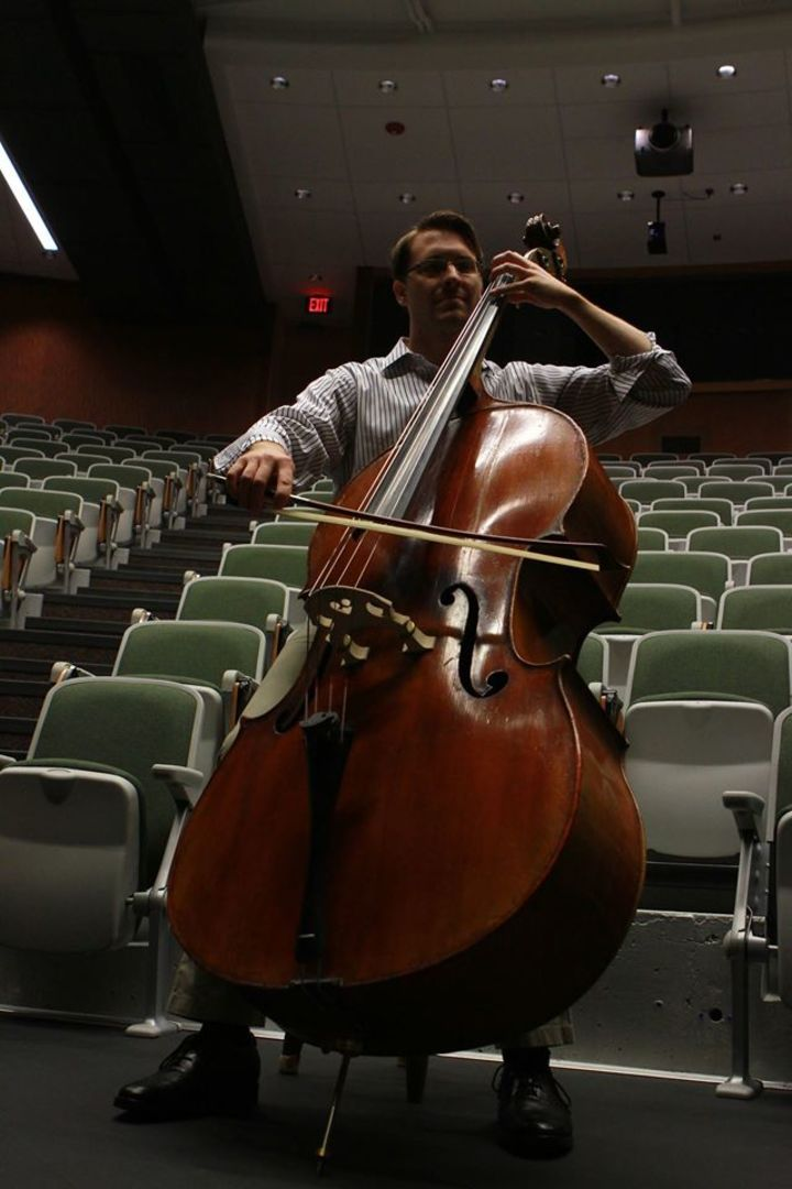 Joseph Bentley, Double Bassist Tour Dates