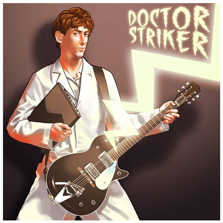 Doctor Striker Tour Dates