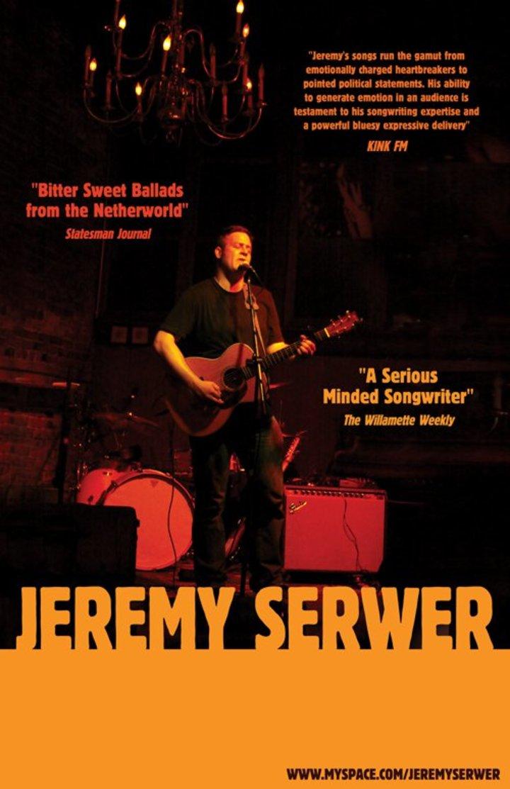 jeremy Serwer Tour Dates